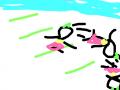 곽곽 : 곽곽곽곽 스케치판 ,sketchpan