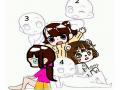 친구 걸 해.. : 친구 걸 해킹해따!! 스케치판 ,sketchpan