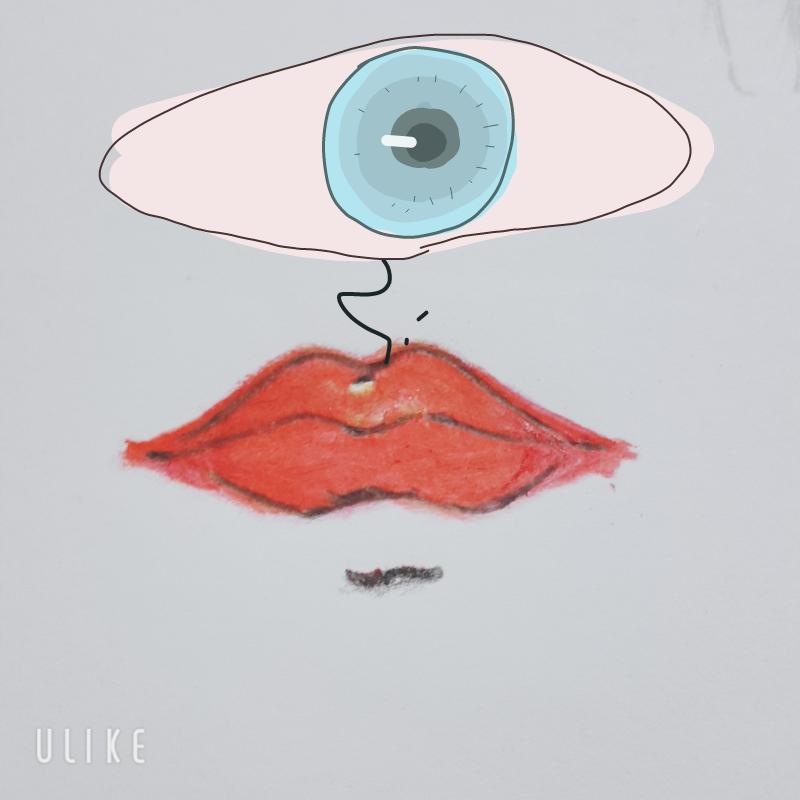 눈 코 입 : 눈 코 입 스케치판 ,sketchpan