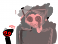 중간 : 중간 스케치판 ,sketchpan