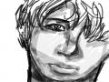 내가그리고.. : 내가그리고 내가 낯설어하기 스케치판 ,sketchpan