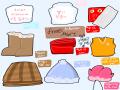 오마이갓김.. : 오마이갓김치 스케치판 ,sketchpan
