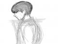 윷놀이를 .. : 윷놀이를 친척분과 좀했지말입니다 근데 전 잃었지말입니다.. 그래도 화투보다 참여도 가능하고 여러분도 윷놀이는 하셨나요 스케치판,sketchpan