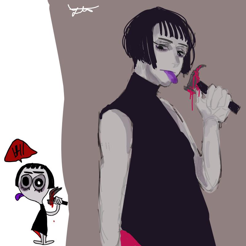 캐릭터 넘 .. : 캐릭터 넘 제 취향이며..  넘 ㅇㅣ뻐요... 스케치판 ,sketchpan