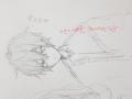 약네랜 자.. : 약네랜 자캐짯담 스케치판,sketchpan