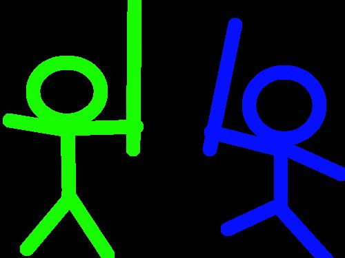 신의 능력을 뛰어넘은 초능력자 : 도장깨기 같은것 스케치판 ,sketchpan