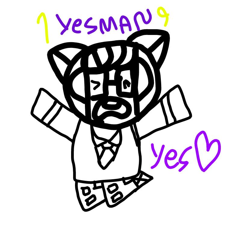 1yesman9 : 1yesman9 스케치판 ,sketchpan