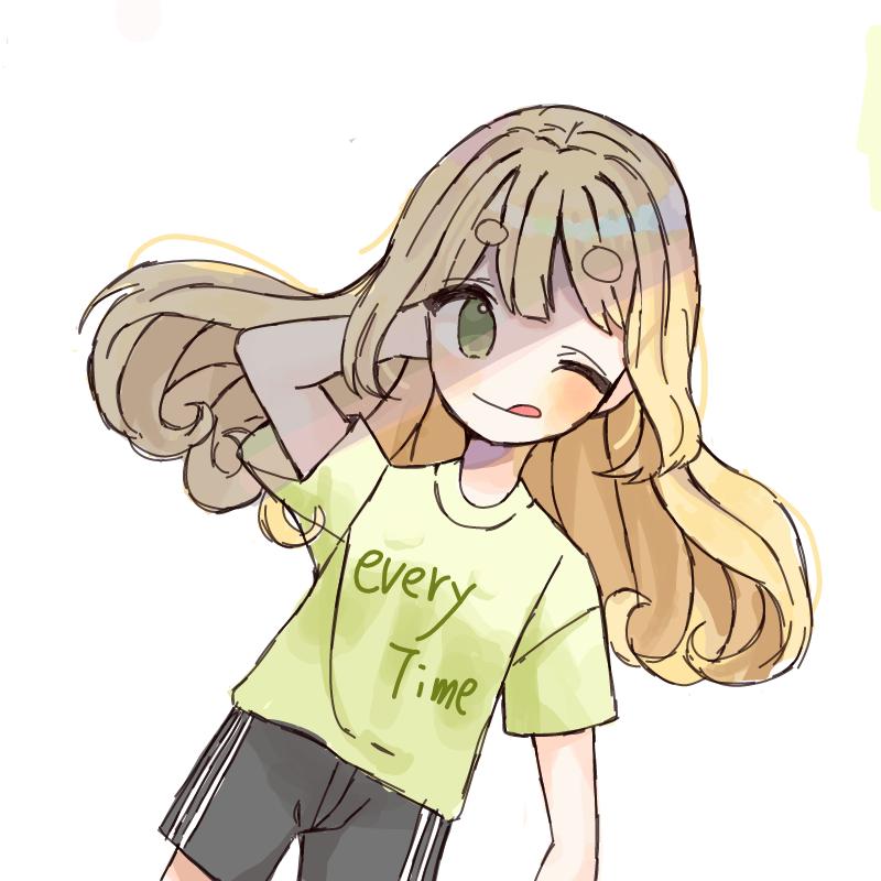 완성☆(머.. : 완성☆(머리채색부터 귀차니즘걸린건 안비밀☆)(이어그리기×) 스케치판 ,sketchpan