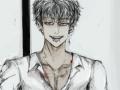 피어싱x상처 : 입안에 상처같이 부어오른게 계속 아퍼.. 그보다 요즘 반실사체에 꽃혔다 스케치판 ,sketchpan