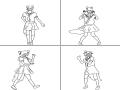 중셉6 중간에 귀찮은게 생겨버렸다 : 중셉6 중간에 귀찮은게 생겨버렸다 스케치판 ,sketchpan