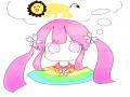 큐ㅠㅠㅠㅠ.. : 큐ㅠㅠㅠㅠ 사자 무지개 벚꽃 연성인데 사자 넣을데가 없어서 생각으로그렸는데ㅠㅠ 참 사자가 불쌍해요.. 스케치판 ,sketchpan