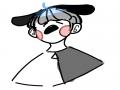 진짜 너무 .. : 진짜 너무 추운데 춘추복입기 싫어 스케치판 ,sketchpan
