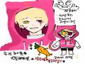 체롯 귀여.. : 체롯 귀여워요!!! 스케치판 ,sketchpan