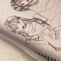 :  , 스케치판,sketchpan,선우여친