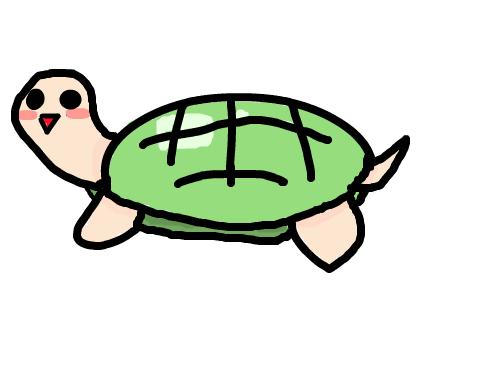 거북이 로고 : 거북이 그림 스케치판 ,sketchpan