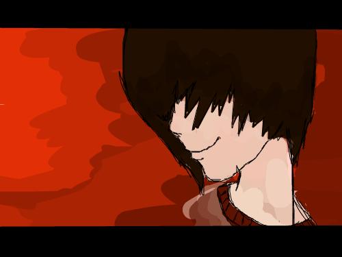 Devil\'s Child.. : Evil spirits rise.... 스케치판 ,sketchpan