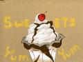 Sweets YUM YUM : yummy sweets, too good, EAT!!! 스케치판 ,sketchpan