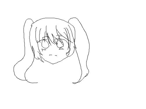 낙서 : 낙서입니다. 스케치판 ,sketchpan