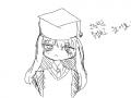 초등학교 졸업식 하구 왔습니당! : 악 부모님이 계속 사진 찰칵찰칵.. 피곤행요 스케치판 ,sketchpan
