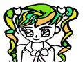이어그리.. : 이어그리기...땋은 머리, 자연머리... 스케치판,sketchpan