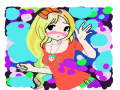 ♡유린 그.. : ♡유린 그림 이어그리기♡ 색칠 스케치판,sketchpan