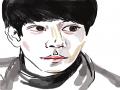얼굴그리기.. : 얼굴그리기 연습 스케치판,sketchpan