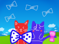 래드캣냐와.. : 래드캣냐와 블루캣냐. 스케치판,sketchpan