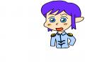 나는야 아.. : 나는야 아랑이 두번째의 캐릭터에요 스케치판 ,sketchpan