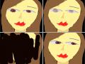 호러-그녀의정체? : 호러-그녀의정체? 스케치판 ,sketchpan