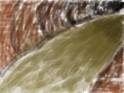 터널 : 터널 혹은 비닐하우스..ㅋ , 스케치판,sketchpan,배추터블