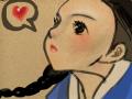 조선의 Make-Up(꽃단장) : 콍콍~~ㅇ놀너온멓ㄴㅀㅇㅀㅇㅎ 스케치판 ,sketchpan