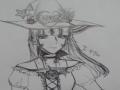 To.장장이 .. : To.장장이 님  어우 늦어서 정말 죄송합니다..ㅠㅠㅠㅠ 너무 흐리게 나왔네요 ㅠㅠㅠㅠㅠㅠ 스케치판 ,sketchpan