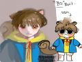 포리~! : 포리~! 스케치판 ,sketchpan