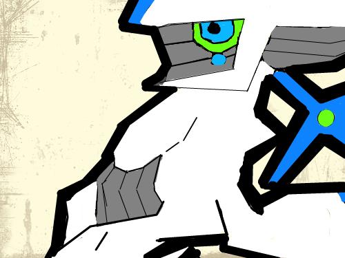 깜박깜박 : 가박바가바박바갑가 스케치판 ,sketchpan
