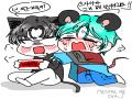ㅇ오랜만에.. : ㅇ오랜만에 담ㅁ마스 그리고싶었ㅅ어요(ㅊㅁ)담마스겨론해!!!!(ㅊㅁㅊㅁ)ㅊ참고로 이건트ㄹ..(ㅊㅁ)(ㅇ이건 때릴필요없었잔아!!!) 스케치판,sketchpan