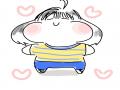 내 실친이.. : 내 실친이애오 개기엽조 스케치판,sketchpan