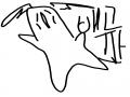 밖이라서 .. : 밖이라서 힝구 스케치판 ,sketchpan