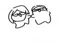 님들 저 오.. : 님들 저 오늘 남친이랑 90일됨 스케치판,sketchpan
