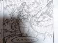 도배되었다.. : 도배되었다면 죄송합니다 스케치판 ,sketchpan