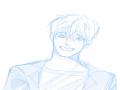 하늘색 이.. : 하늘색 이쁜 듯 스케치판 ,sketchpan