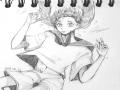 그리고 시.. : 그리고 시레아 스케치판 ,sketchpan