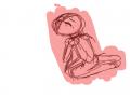 중저 : 중저 스케치판 ,sketchpan