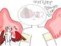 캐릭터가 .. : 캐릭터가 참 개성있네유 스케치판 ,sketchpan