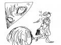 ㅠ여고물 : ㅠ여고물 스케치판 ,sketchpan