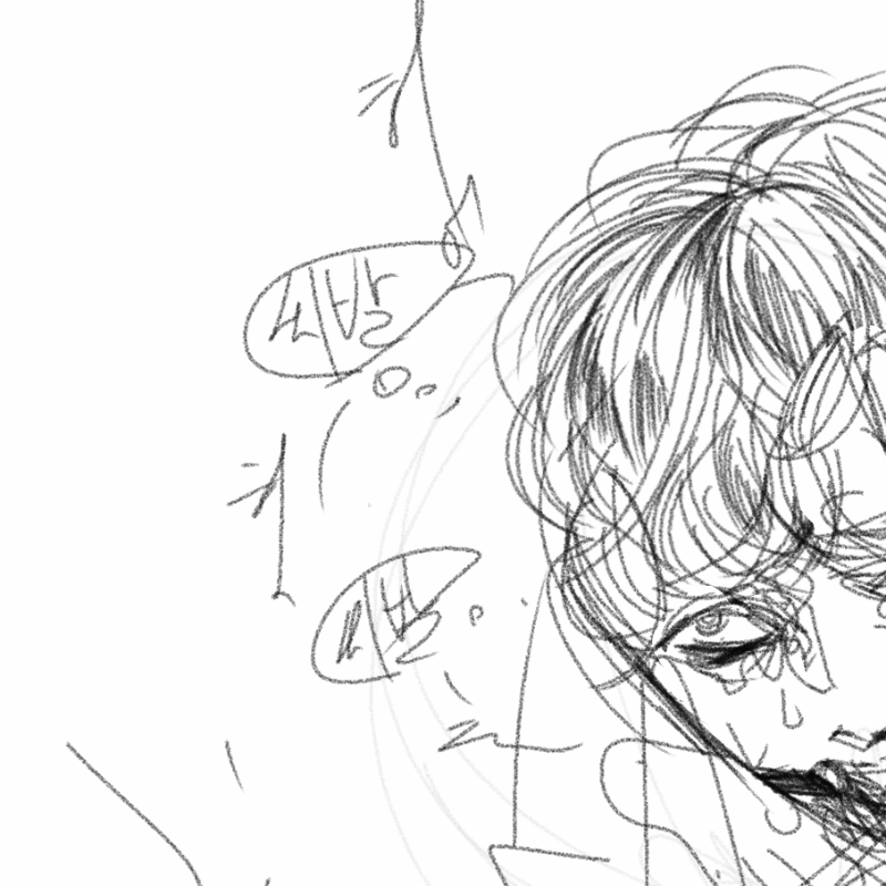 크록 : 크록 스케치판 ,sketchpan