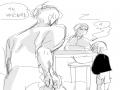 4끝 : 4끝 스케치판 ,sketchpan