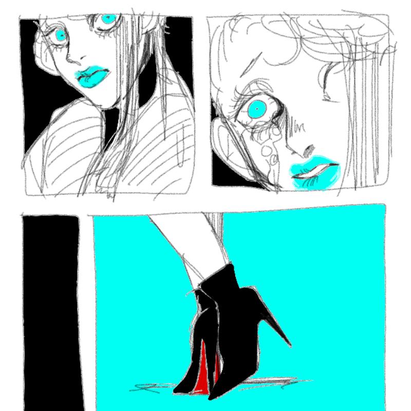 메 : 메 스케치판 ,sketchpan