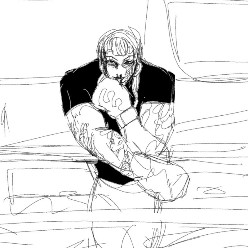 복싱 : 복싱 스케치판 ,sketchpan