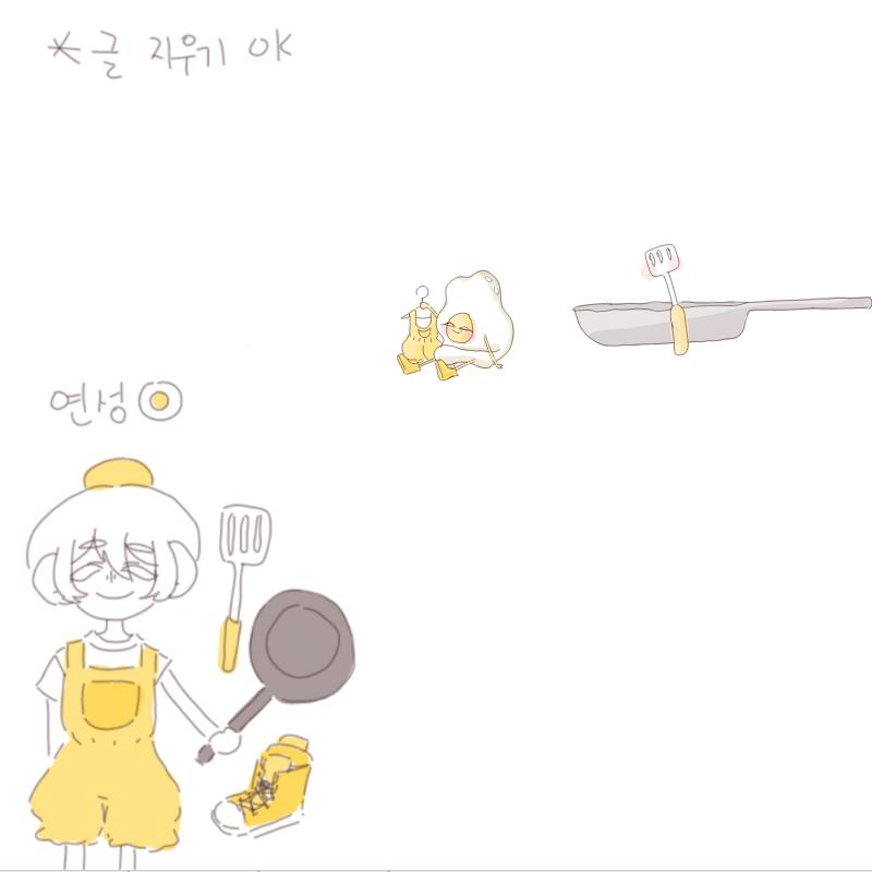 캐릭터가 .. : 캐릭터가 너무 귀여워서 그려봤는데..생각처럼 잘 안그려지네요..ㅠㅠ 스케치판 ,sketchpan
