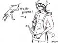 이어그리기.. : 이어그리기(뭔가무서워졌다..ㄷ선정리는 음..ㅎㅎ) 스케치판,sketchpan
